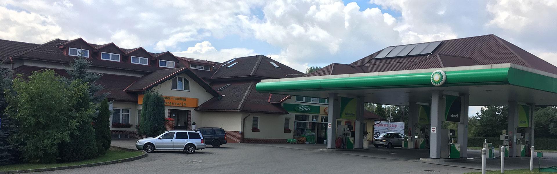 lech motel restauracja